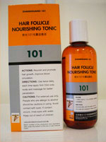 Средство для роста волос 101 Hair follicle nourishing tonic